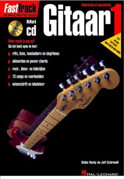 Neely-Schroedl Fasttrack Gitaar Vol.1 (Bk-Cd) (Ned)