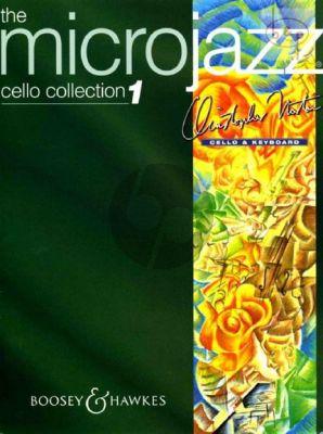 Microjazz Cello Collection 1