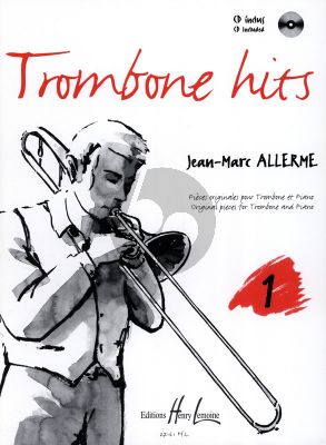 Trombone Hits Vol. 1 Trombone-Piano