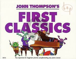 First Classics for Piano
