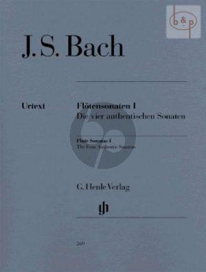 Flötensonaten Vol. 1 Flöte und Bc