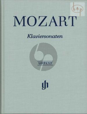 Sonatas (Vol.1 - 2 Complete) (Piano) (edited by Ernst Herttrich)