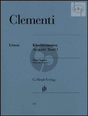 Ausgewahlte Sonaten Vol.1 (1768 - 1785)
