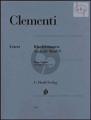 Ausgewahlte Sonaten Vol.2 (1790 - 1805)