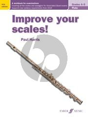 Improve your Scales Flute Grades 4 - 5