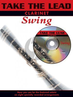 Take the Lead Swing Clarinet (Bk-Cd) (interm.level)
