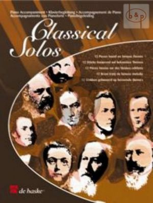 Classical Solos (Bk-Cd) (12 Pieces based on Famous Themes) (interm.)