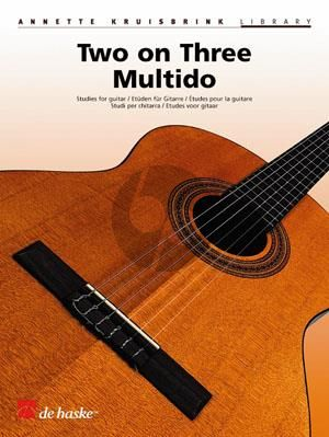Two on Three Multido - Studies for Guitar