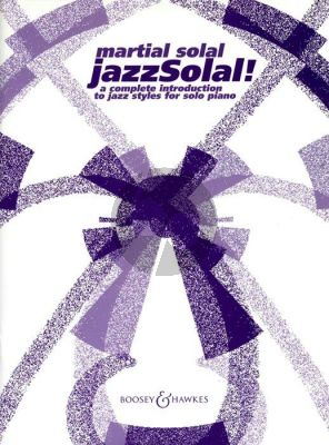 JazzSolal! for Piano