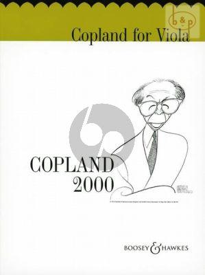 Copland for Viola