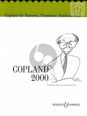 Copland for Bassoon-Trombone or Baritone[BC]