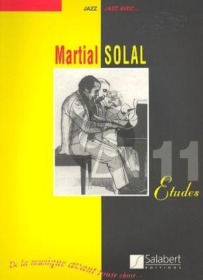 Solal 11 Etudes Piano Enseignement