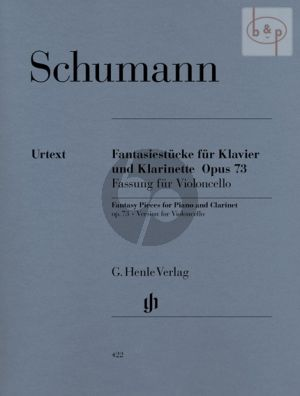 Fantasiestucke Op.73 (Version Violoncello)