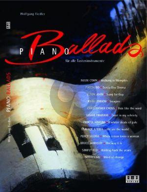 Piano Ballads Klavier (arr. Wolfgang Fiedler)
