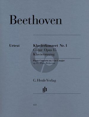 Beethoven Konzert nr.1 op.15 2 Klaviere (Kuthen/Kann) (Henle-Urtext)