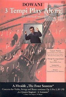 Concerto Op.8 No.3 F major RV 293 Autumn