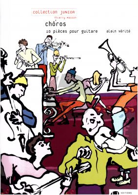 Verite Choros pour Guitare (10 Pieces) (Collection Junior)