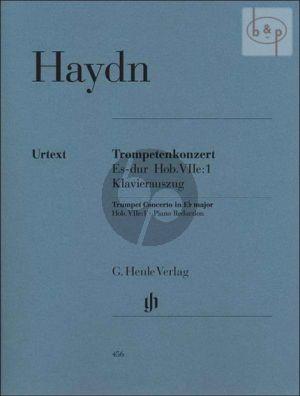 Haydn Concerto E-flat major Hob.VIIe:1 (Makoto Ohmiya and Sonja Gerlach) (Cadenza by Reinold Friedrich) Trompete in Es und Klavier (Henle-Urtext)