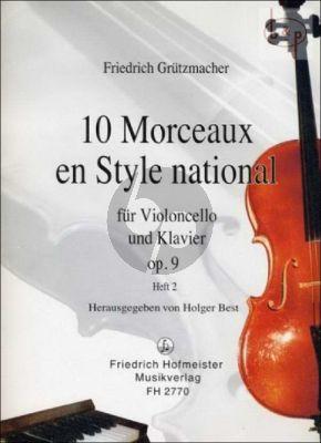 10 Morceaux en style National Vol.2