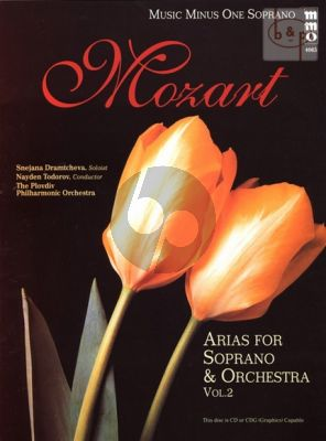 Mozart Arias for Soprano and Orchestra Vol.2