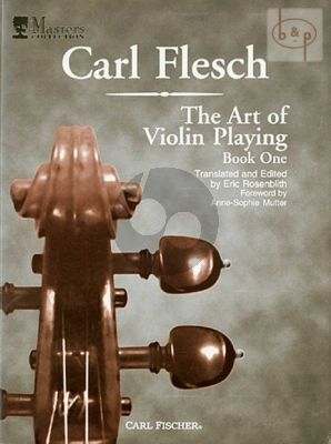 The Art of Violin Playing Vol.1