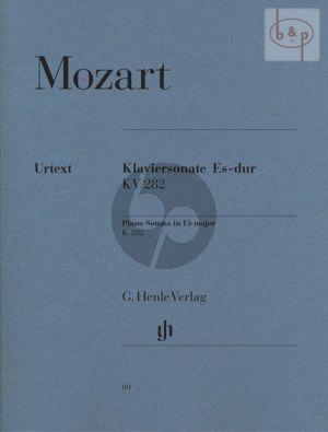Sonate Es-dur KV 282 (189g) Klavier