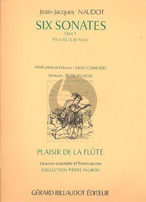 6 Sonates Op.1