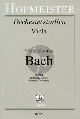 Bach Bach Studien Vol.2 Passionen-Messen-Konzerte & Ouverturen (Fritz Spindler)