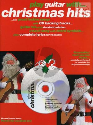 Play Guitar with: Christmas Hits