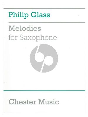 Glass Melodies for Saxophone (13)