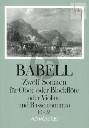12 Sonaten Vol.4