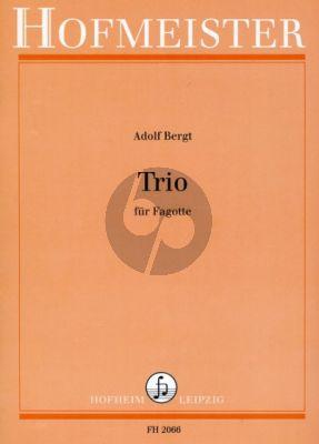Trio 3 Bassoons