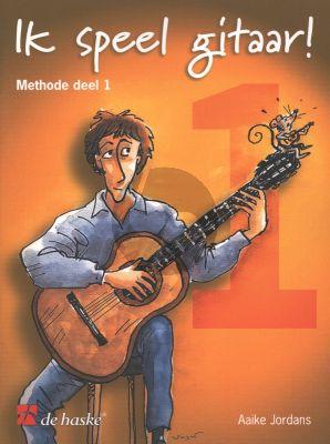 Jordans Ik speel gitaar Vol.1 (Methode)