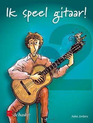 Jordans Ik speel gitaar Vol.2 (Methode)