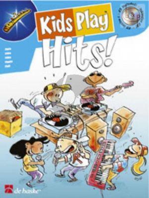 Kids Play Hits (Flute) (Bk-Cd)