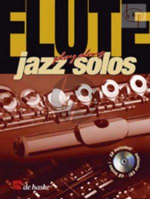 Jazz Solos Playalong Flute