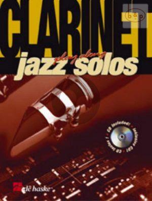 Jazz Solos Play Along Clarinet