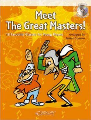 Meet the Great Masters (Tenorsaxophone)