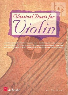 Classical Duets for Violin (Dezaire-Beringen) (A Journey through the History of Classical Music)