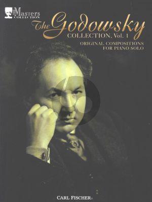 Godowsky Godowsky Collection Vol.1 Original Compositions for Piano Solo