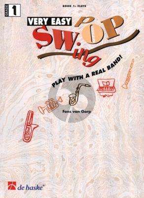 Gorp Very Easy Swop Book 1 for Flute - Oboe - Violin (Bk-Cd) (Grade 1)