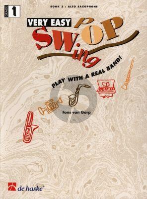 Gorp Very Easy Swop Book 2 for Alto Saxophone (Bk-Cd) (Grade 1)