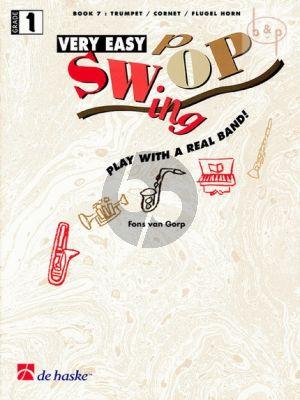 Gorp Very Easy Swop Vol. 7 Trumpet (Bk-Cd) (Grade 1)