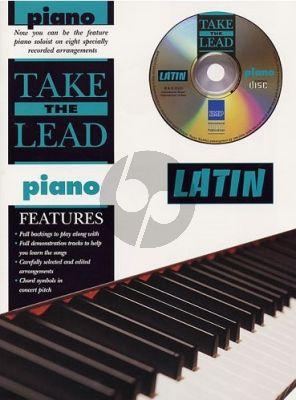 Take the Lead Latin Piano (Bk-Cd) (interm.)