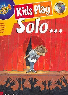 Goedhart Kids Play Solo for Trumpet (Bk-Cd) (arr. Paula Smit)