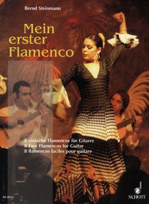 Steinmann Mein erster Flamenco - My First Flamenco Guitar (8 easy Flamencos)