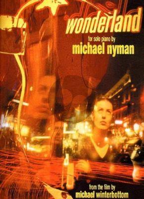 Nyman Wonderland for Piano solo