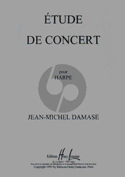 Etude de Concert