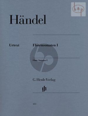 Sonaten Vol.1 (HWV 359b- 363b- 367b- 378 - 379)