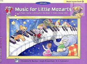Music for Little Mozarts Vol.4 Music Lesson Book